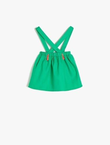 Koton Kids Etek Yeşil